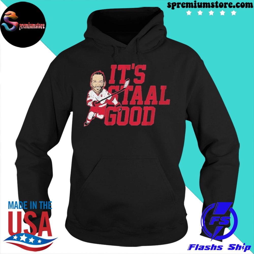 It's staal good jordan staal 2021 s hoodie-black