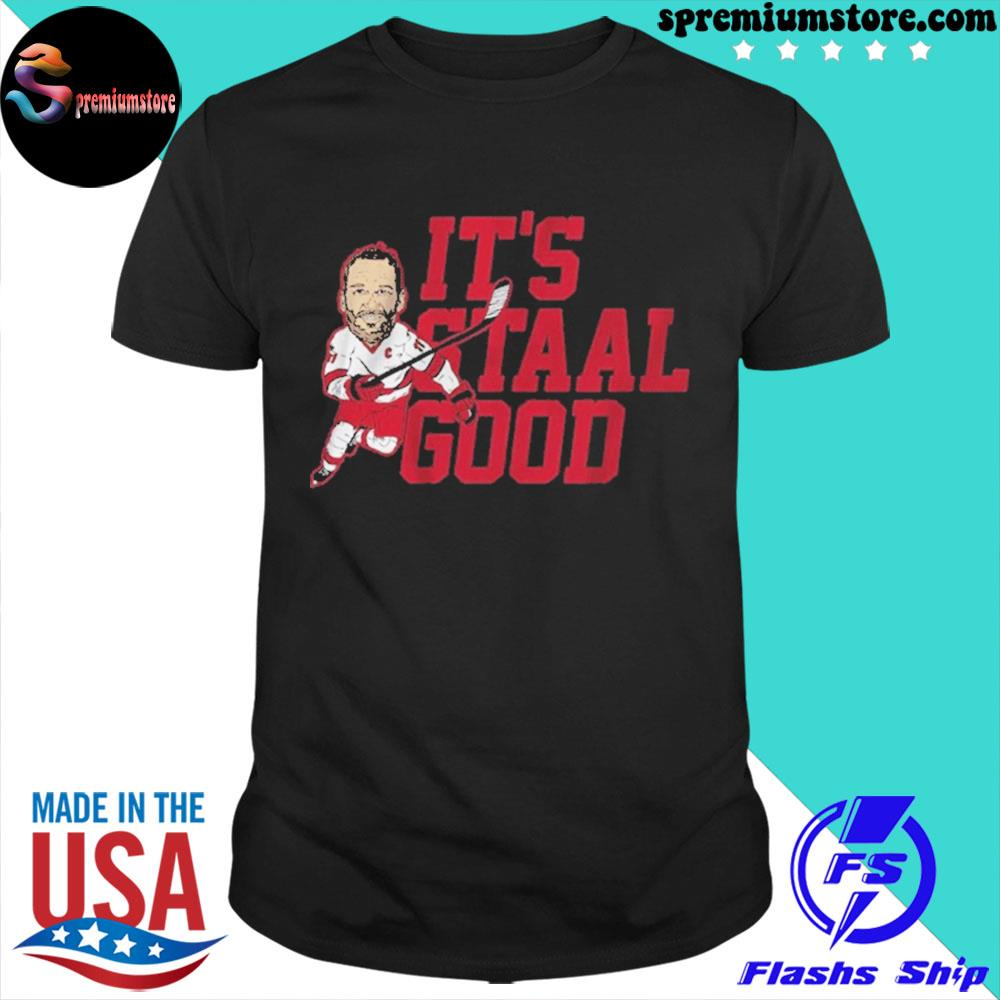 It's staal good jordan staal 2021 shirt