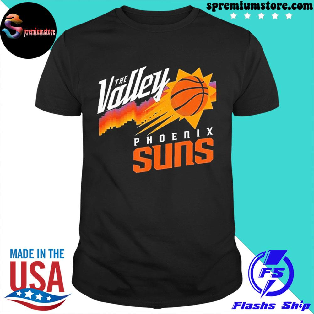 Official phoenixes suns maillot the valley city jersey 2021 shirt