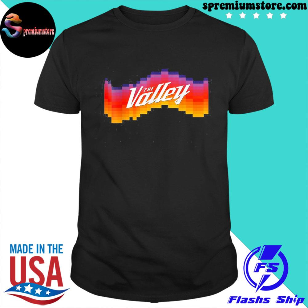 Official phoenixes suns maillot the-valley-city us 2021 shirt