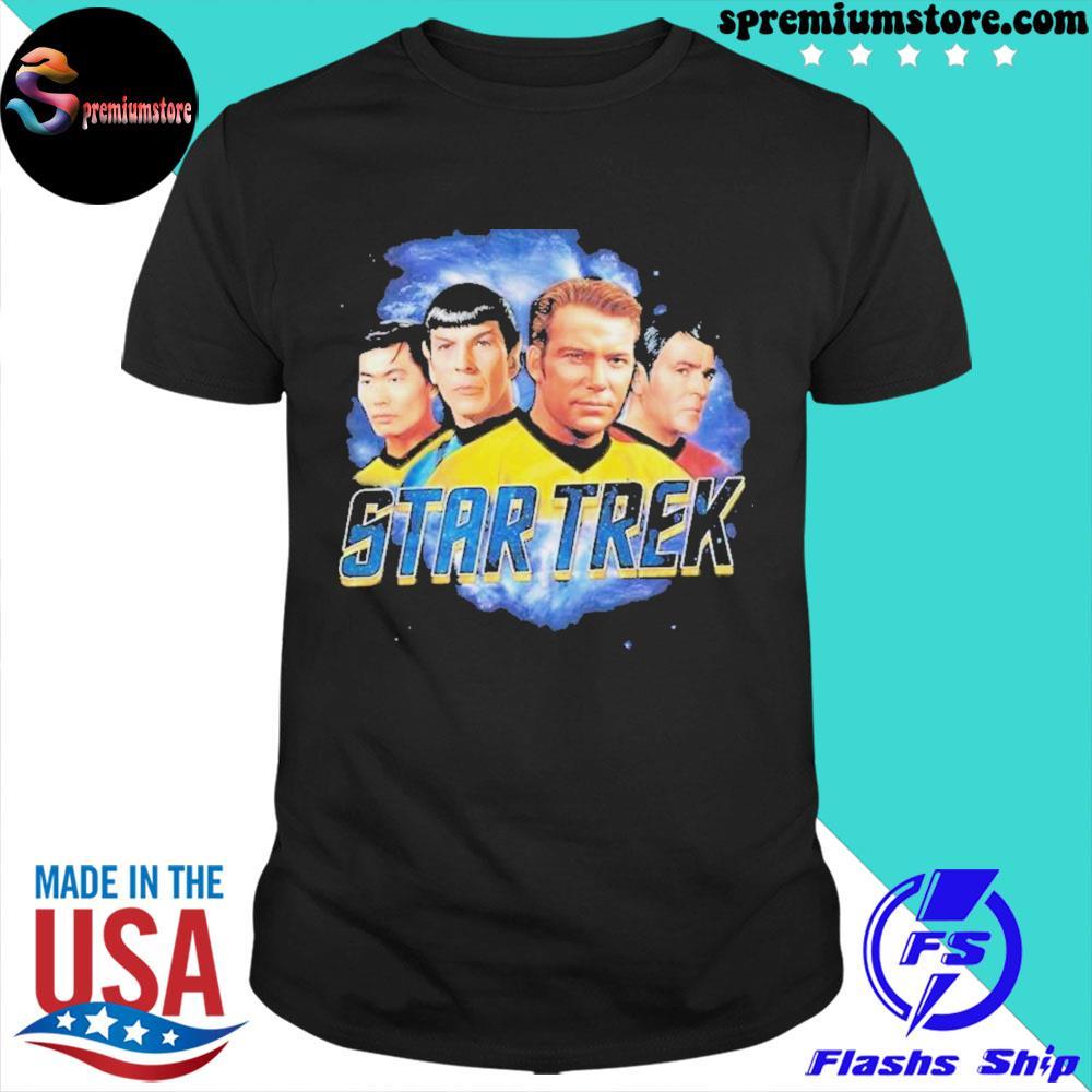 Star Trek The Boys Adult Pullover shirt